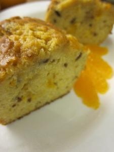 甜橘酒香蛋糕
