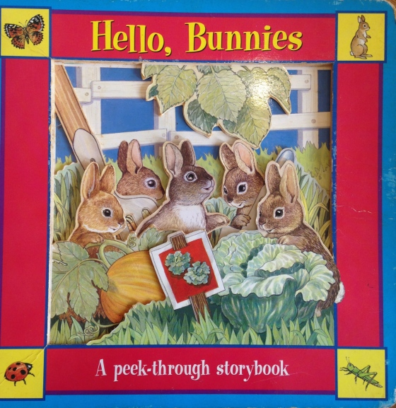 Learn to read ENGLish [Hello, Bunnies] by Wishing Well Books