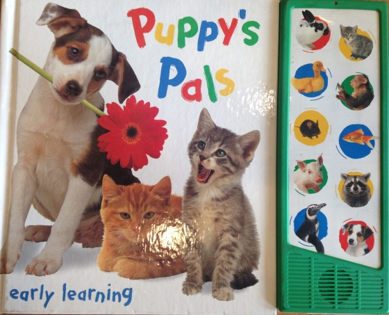 Learn to read ENGLish [Puppy's Pals] by Publication International